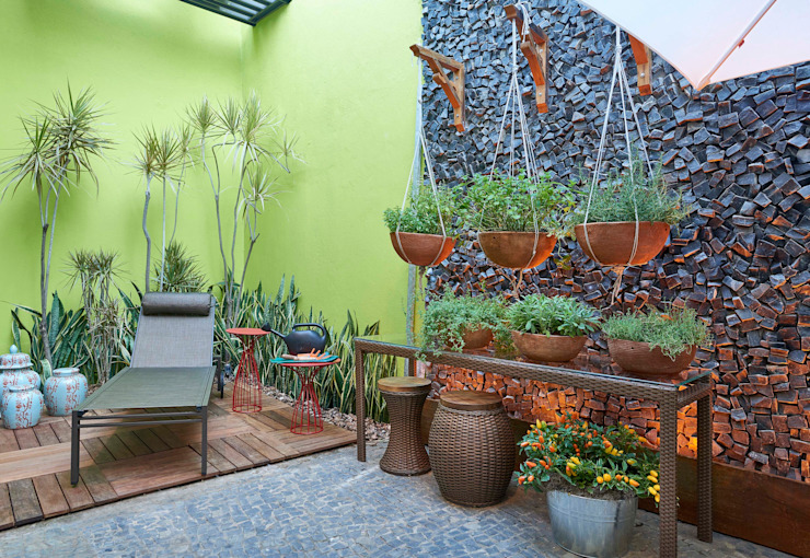 Garden by Lider Interiores,
