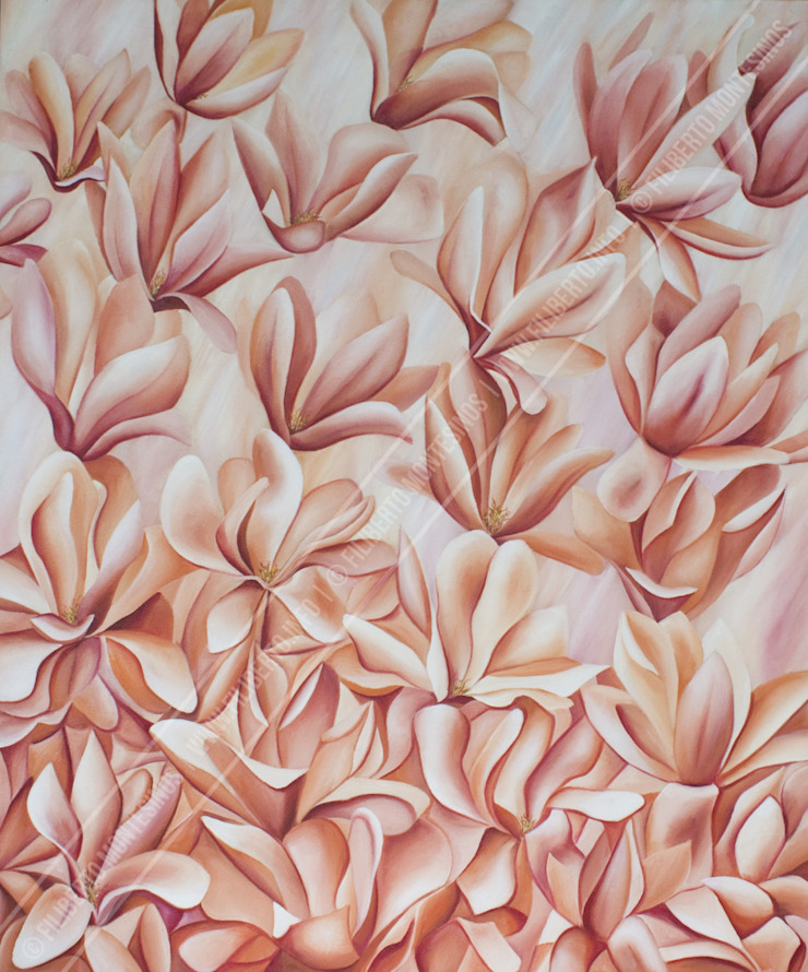 Filiberto Montesinos ArtworkPictures & paintings Orange