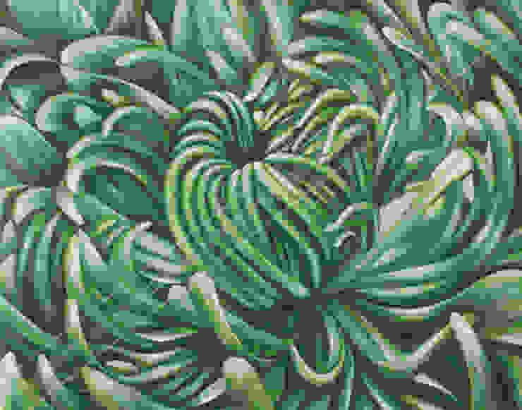 Filiberto Montesinos ArtworkPictures & paintings Green