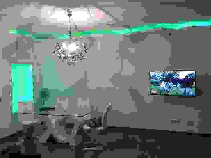 Salon moderne par art&design Moderne