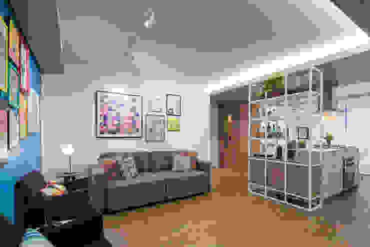 Joana França Modern living room