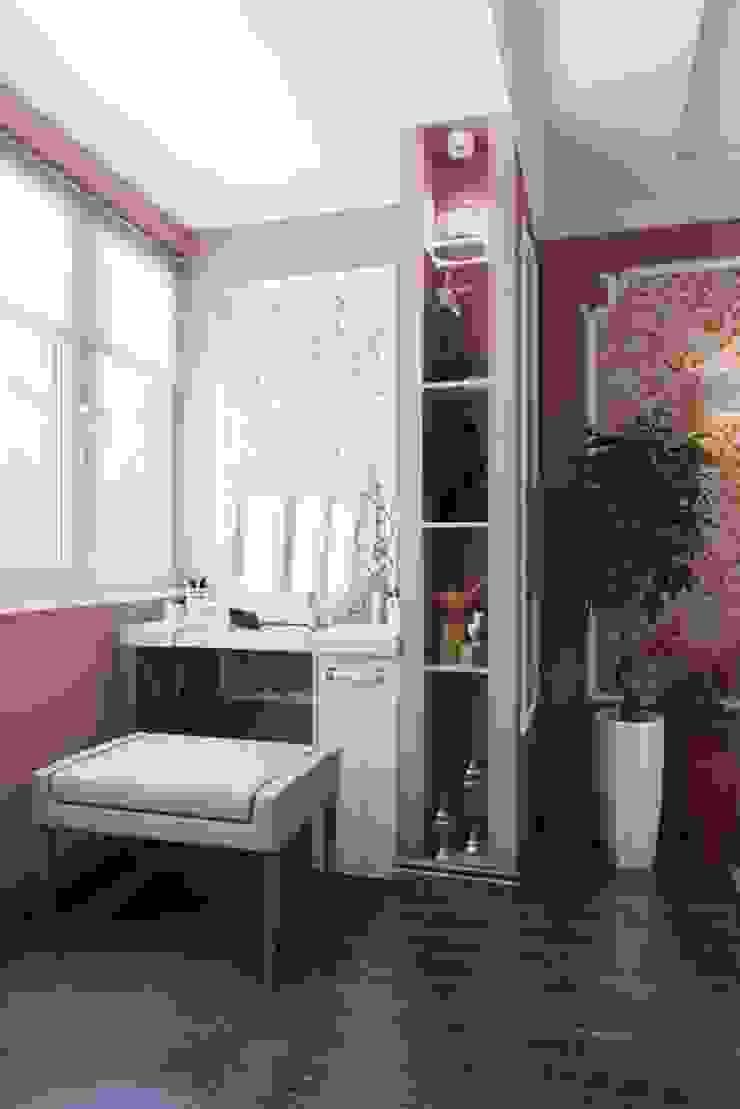 КРАСКИ ЖИЗНИ Спальня в стиле модерн от Дизайн студия Алёны Чекалиной Модерн