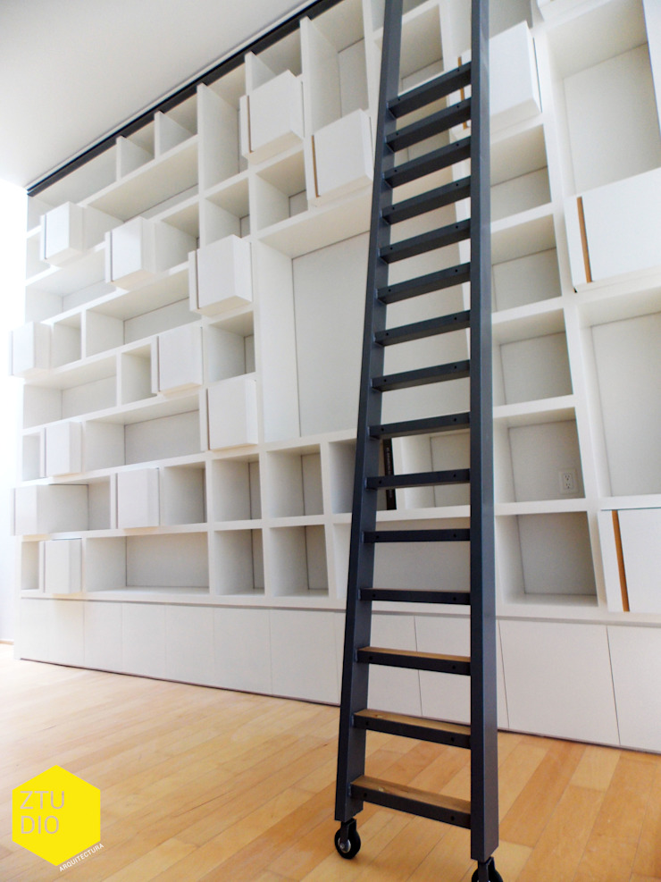 minimalist  by ZTUDIO-ARQUITECTURA , Minimalist