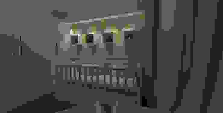 dormitório de bebê Quarto infantil moderno por Elaine Medeiros Borges design de interiores Moderno