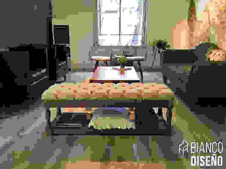 Muebles complemento (Pie de cama) de Bianco Diseño Moderno