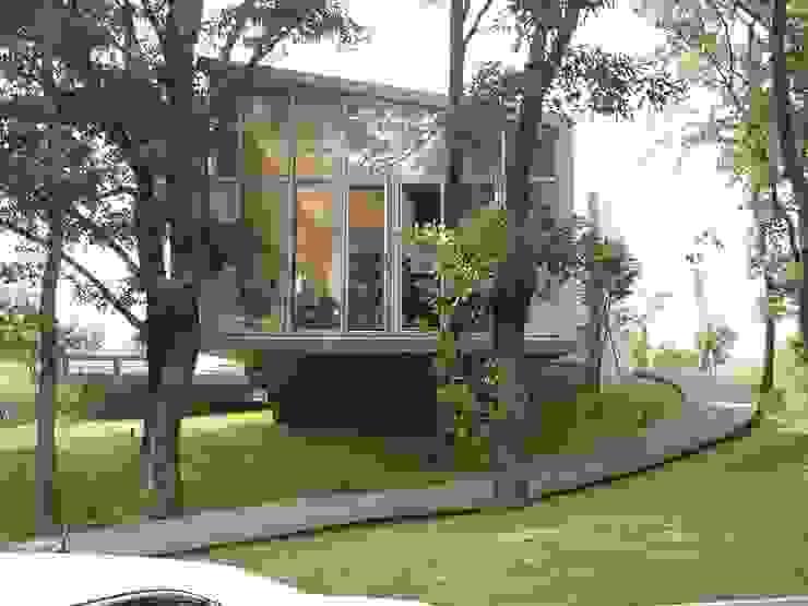 外観 モダンな 家 の 一級建築士事務所ATELIER-LOCUS モダン