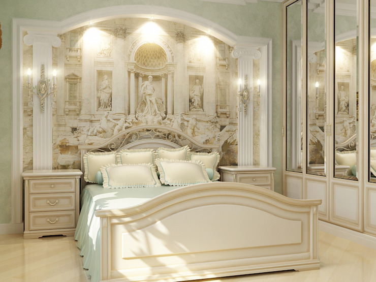 Bedroom by homify, Classic