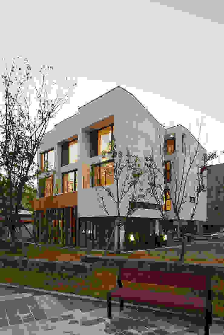 자경채 모던스타일 주택 by TODOT 모던