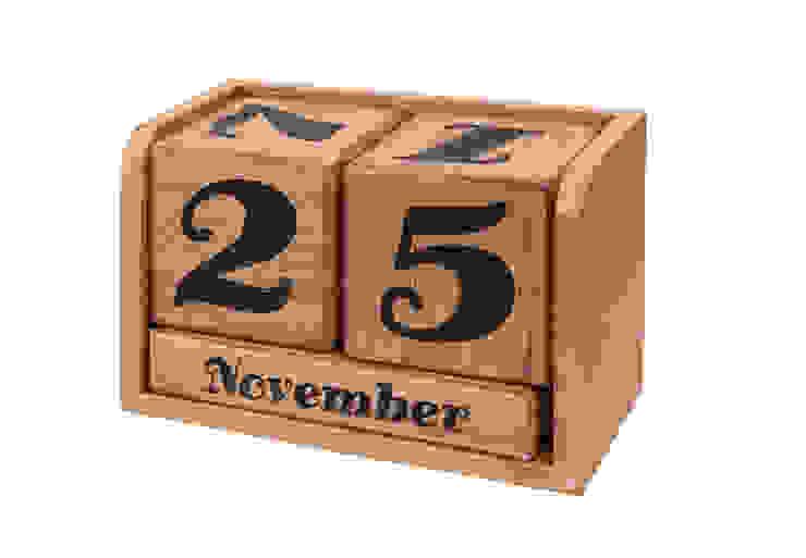 Календарь Perpetual Calendar V972 от LeHome Interiors Классический МДФ