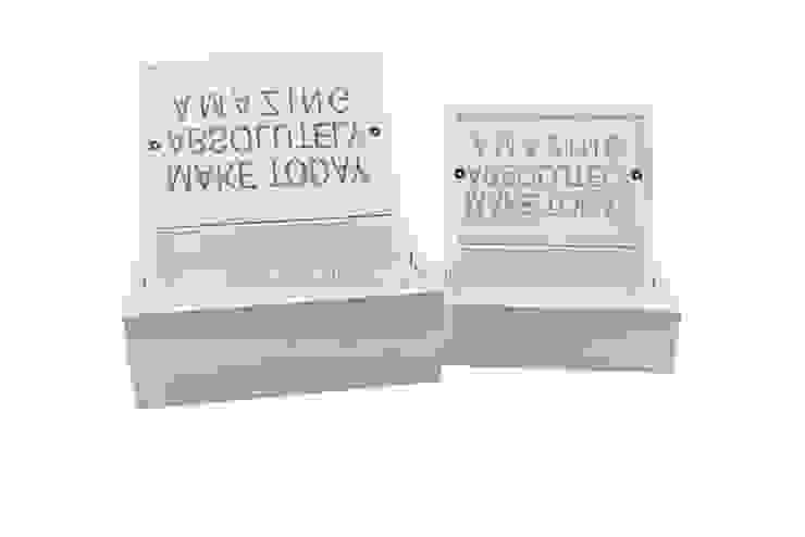 Коробка декоративная (Набор из 2-х шт) V1003 от LeHome Interiors Классический МДФ