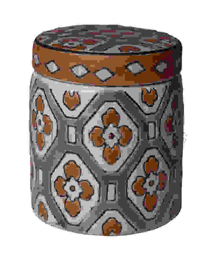 Емкость для хранения V1090 от LeHome Interiors Классический Керамика