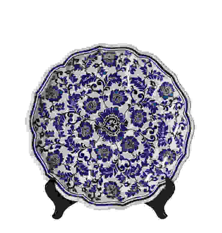 Декоративная тарелка V1101 от LeHome Interiors Классический Керамика