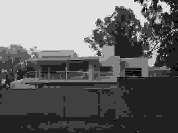 VILLA AUCH Casas modernas de HL Héctor Lucatero arquitectos Moderno