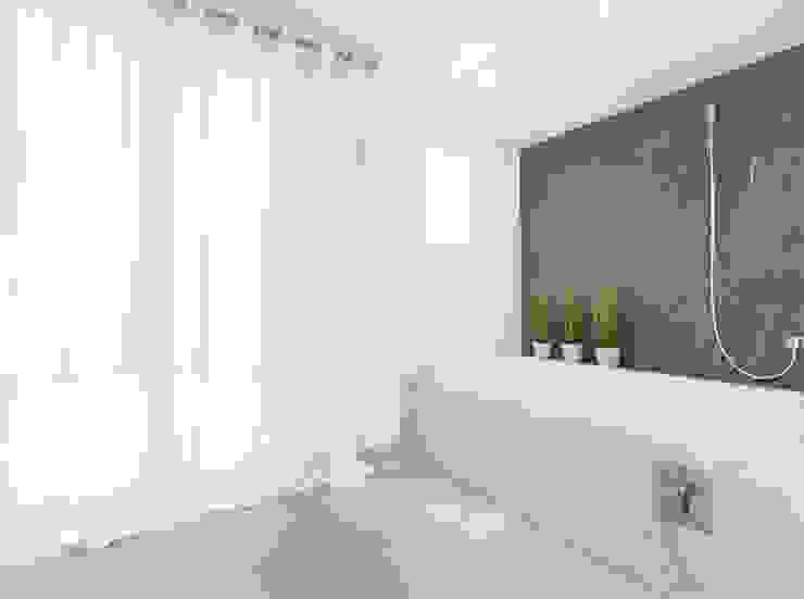 Salle de bain minimaliste par Construccions i Reformes Miquel Munar SL Minimaliste