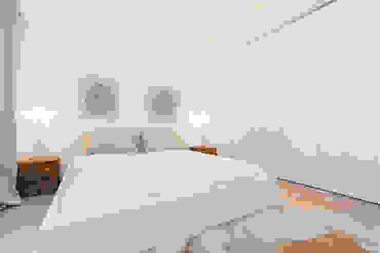 Dormitorios minimalistas de Construccions i Reformes Miquel Munar SL Minimalista