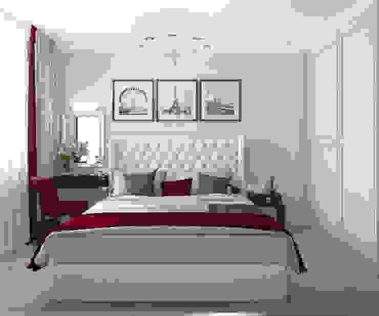 Apartment A Спальня в стиле модерн от Bovkun design Модерн
