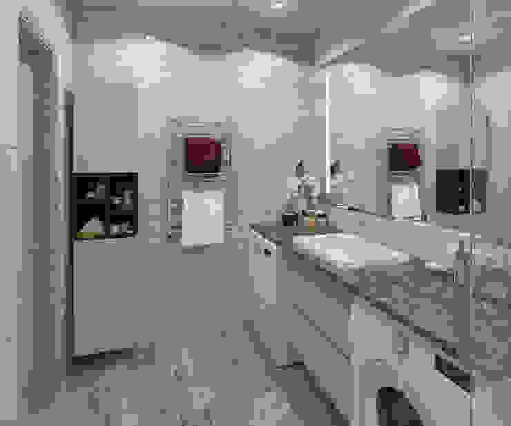 Apartment A Ванная комната в стиле модерн от Bovkun design Модерн