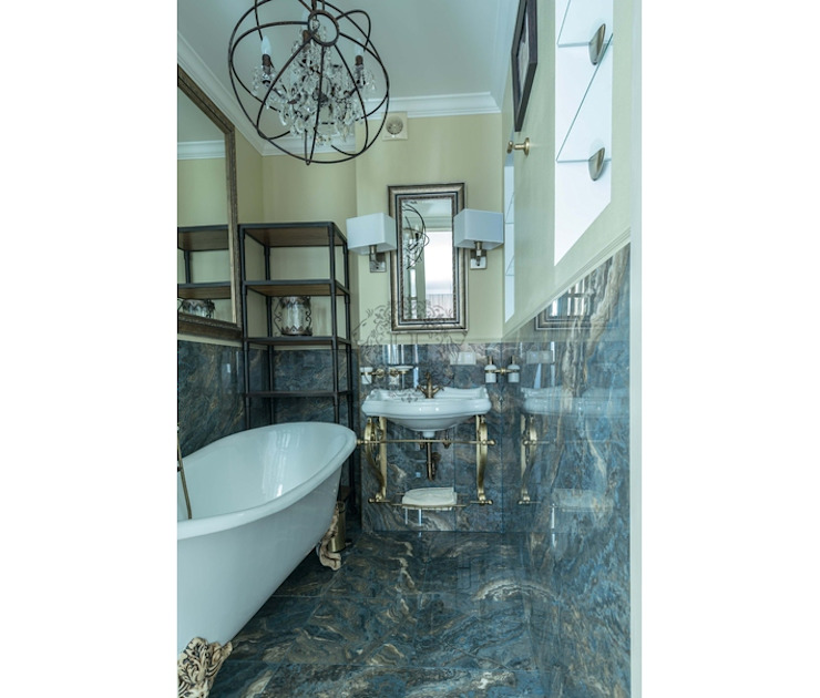 Home Emotions Classic style bathrooms