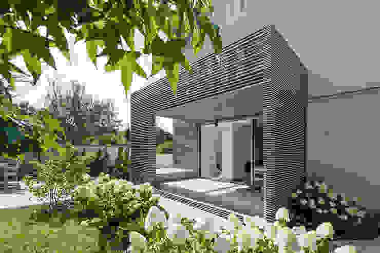 Sanierung Jugendstilvilla in Perchtoldsdorf Klassieke huizen van illiz architektur Wien Zürich Klassiek