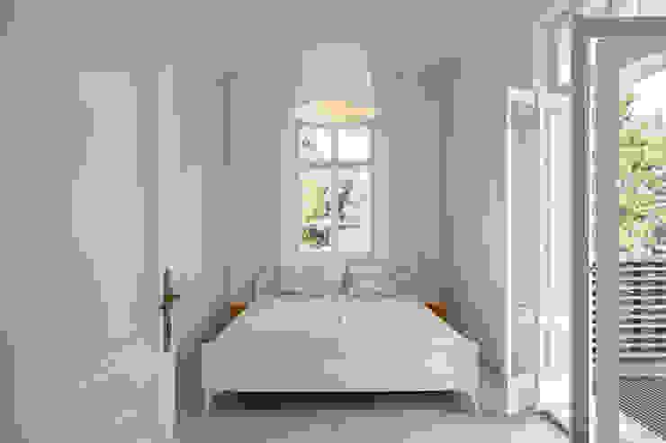 Sanierung Jugendstilvilla in Perchtoldsdorf Quartos clássicos por illiz architektur Wien Zürich Clássico