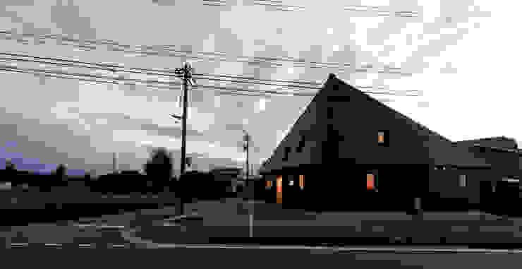 10*10_Haus ラスティックな 家 の 有限会社 法澤建築デザイン事務所 ラスティック