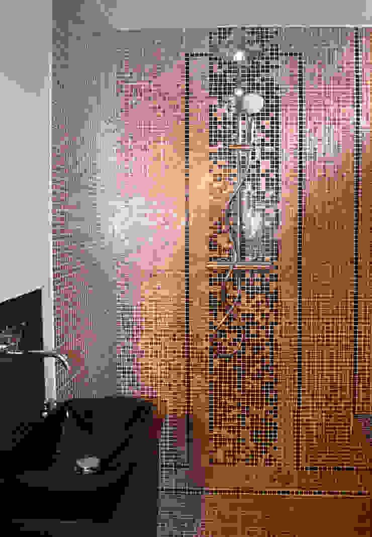 Baños de estilo ecléctico de bilune studio Ecléctico