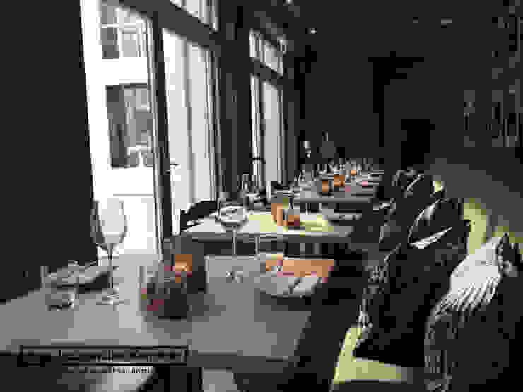 Ron's Gastrobar Oriental | Amsterdam Aziatische eetkamers van Piet-Jan van den Kommer Aziatisch
