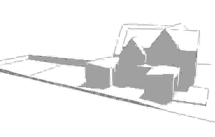 modern  oleh ArchitectureLIVE, Modern