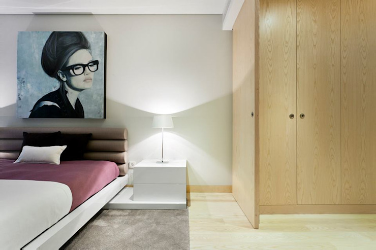 Modern Bedroom by Sónia Cruz - Arquitectura Modern