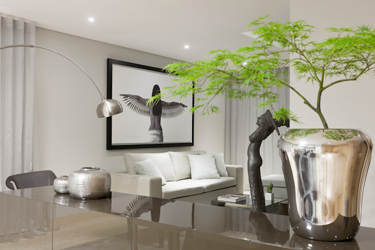 Modern Living Room by Sónia Cruz - Arquitectura Modern