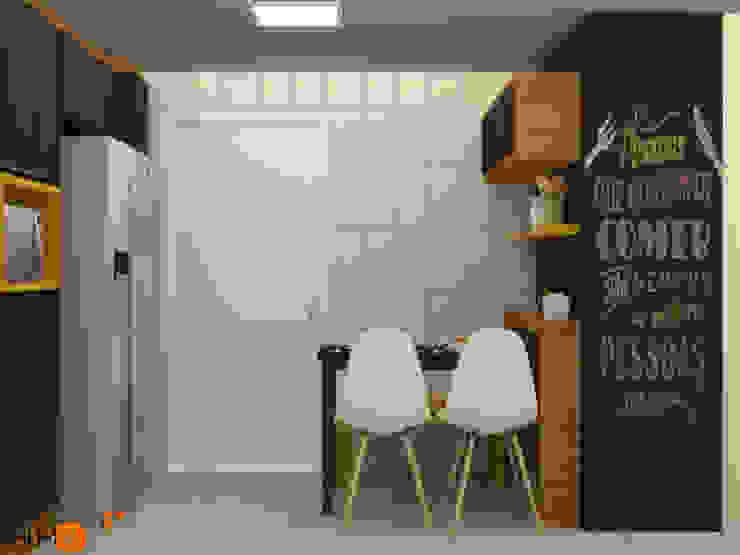 Apartamento KL por HM2 arquitetura criativa