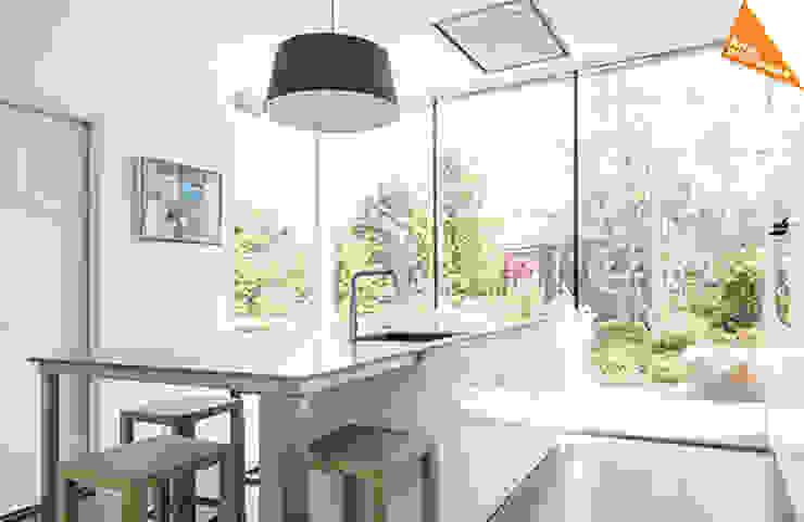 Кухня в стиле модерн от Kraal architecten BNA Модерн