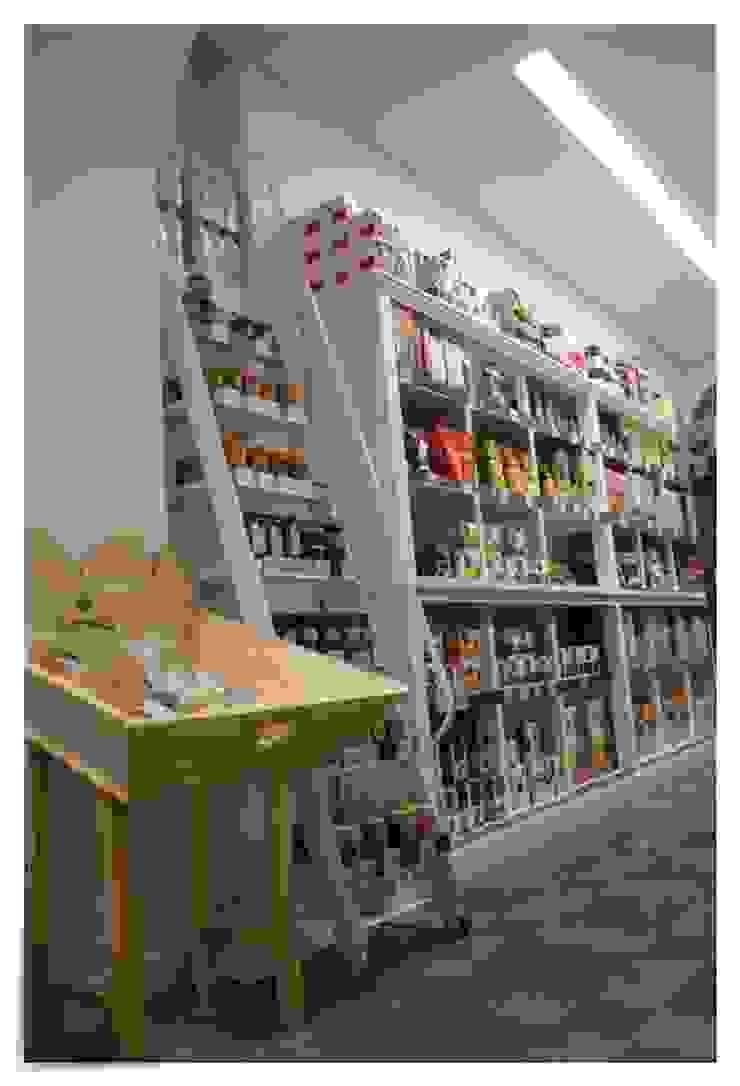 Supermercado tentoten Chiado – Lisboa por land2build