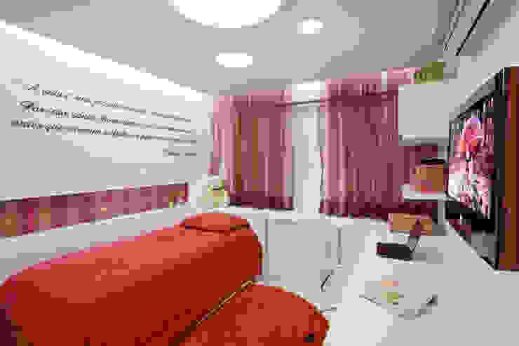 Duplex Costa Quarto infantil moderno por Renata Dutra Arquitetura Moderno