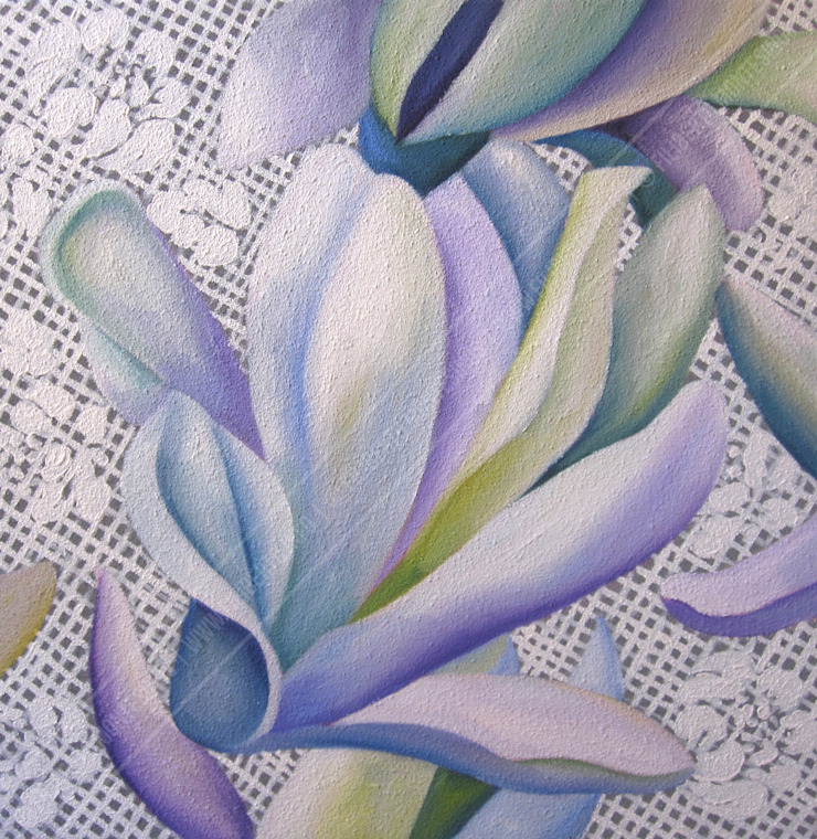 Filiberto Montesinos ArtworkPictures & paintings Purple/Violet