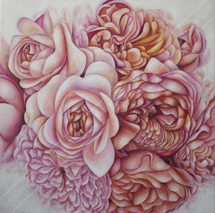 Filiberto Montesinos ArtworkPictures & paintings Pink