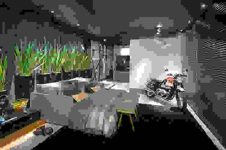 Triade Loft – Ambiente CASA COR SC 2015 Quartos modernos por Spengler Decor Moderno