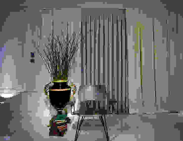 Penthouse Concept Loft- Ambiente CASA COR C 2015 Salas de estar modernas por Spengler Decor Moderno