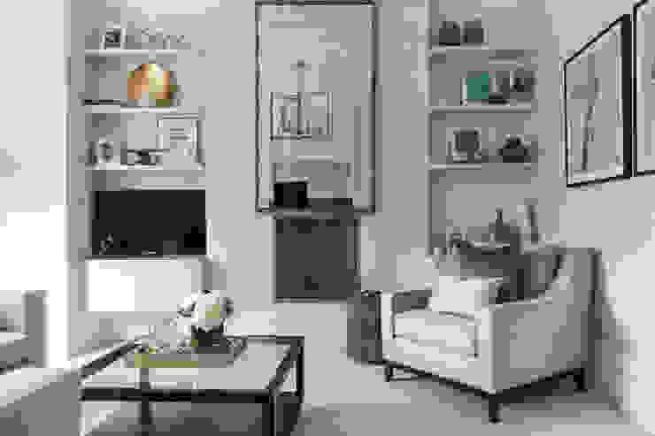 Living Room Гостиная в стиле модерн от The White House Interiors Модерн