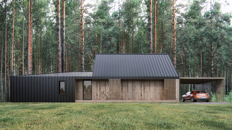 by INT2architecture Scandinavian Wood Wood effect