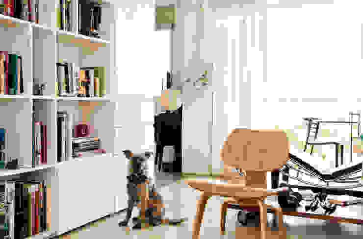 Recibidor Salas de estilo moderno de PUNCH TAD Moderno