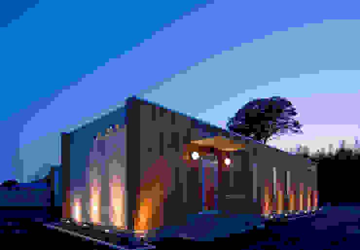 齋藤邸 北欧風 家 の 株式会社深田建築デザイン研究所 北欧