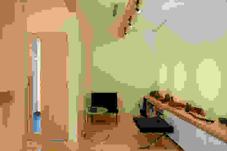 齋藤邸 北欧デザインの 多目的室 の 株式会社深田建築デザイン研究所 北欧