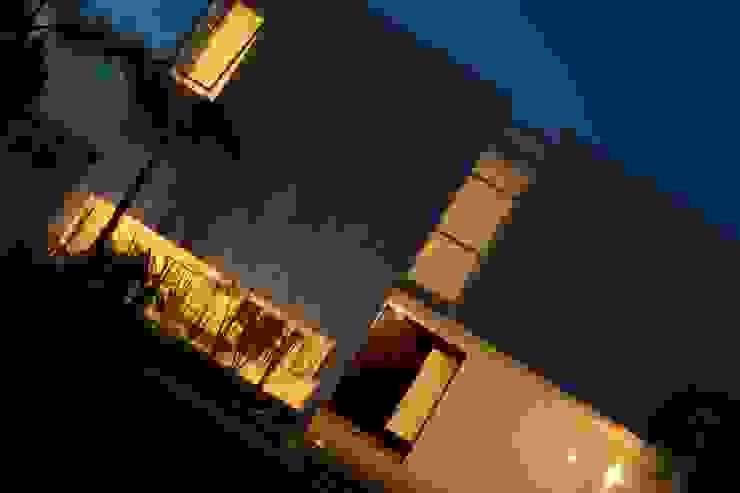 san martinito Casas modernas de wrkarquitectura Moderno