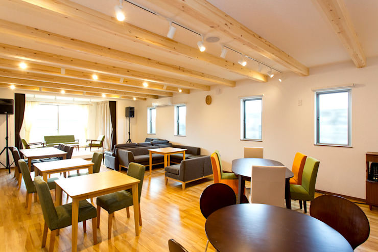 会議室 オリジナルなイベント会場 の ジョイ建築設計事務所 オリジナル