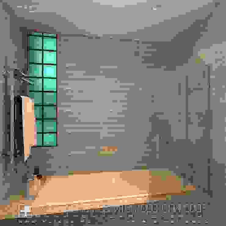 Ванная в стиле лофт Ванная в стиле лофт от Мастерская архитектора Аликова Лофт Керамика