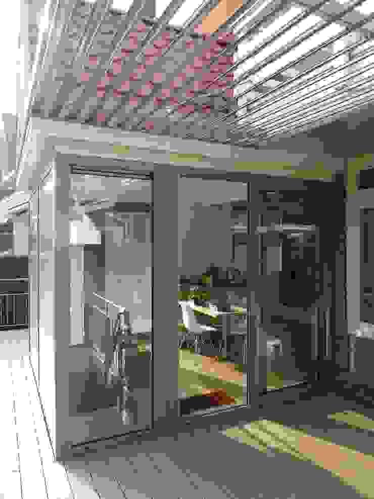 Transformatie woonhuis Arnhem Moderne jachten & jets van Van de Looi en Jacobs Architecten Modern