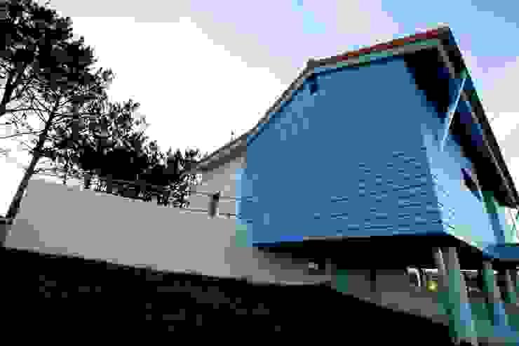 Bocetto Interiorismo y Construcción Casas modernas