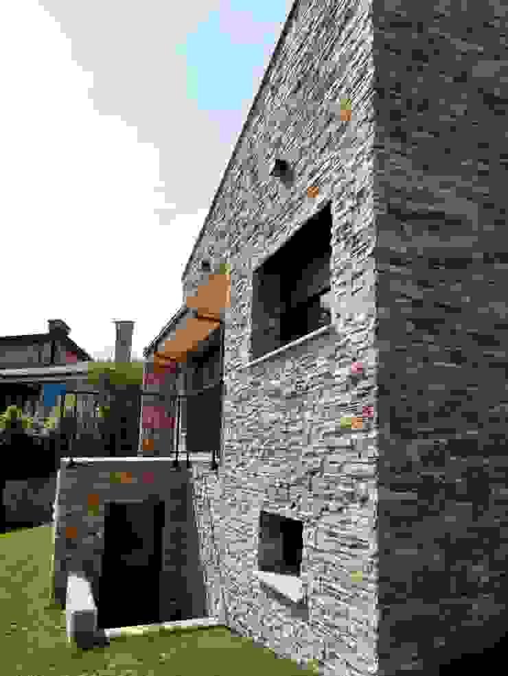 Bocetto Interiorismo y Construcción Casas de estilo rural