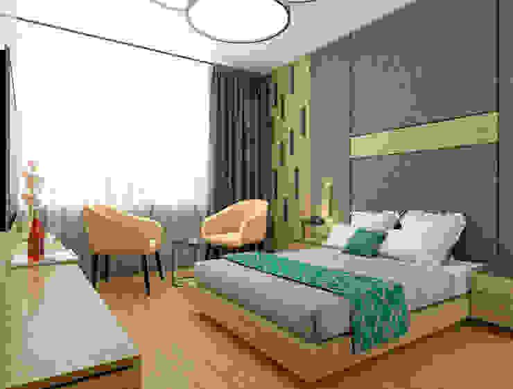 Oksijenn Modern Bedroom